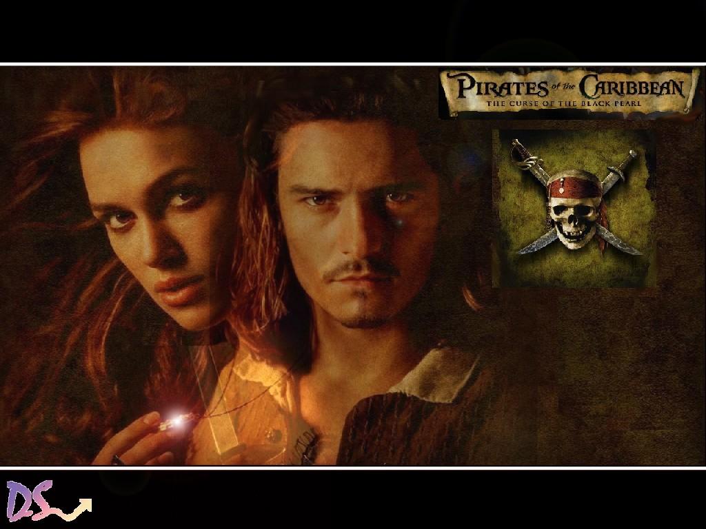 Wallpaper Pirates Des Caraïbes Cinema Fond Décran