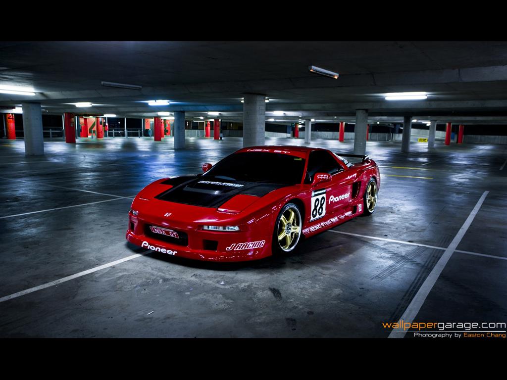 Wallpaper honda voitures fond d 39 cran for Garage auto evo milizac