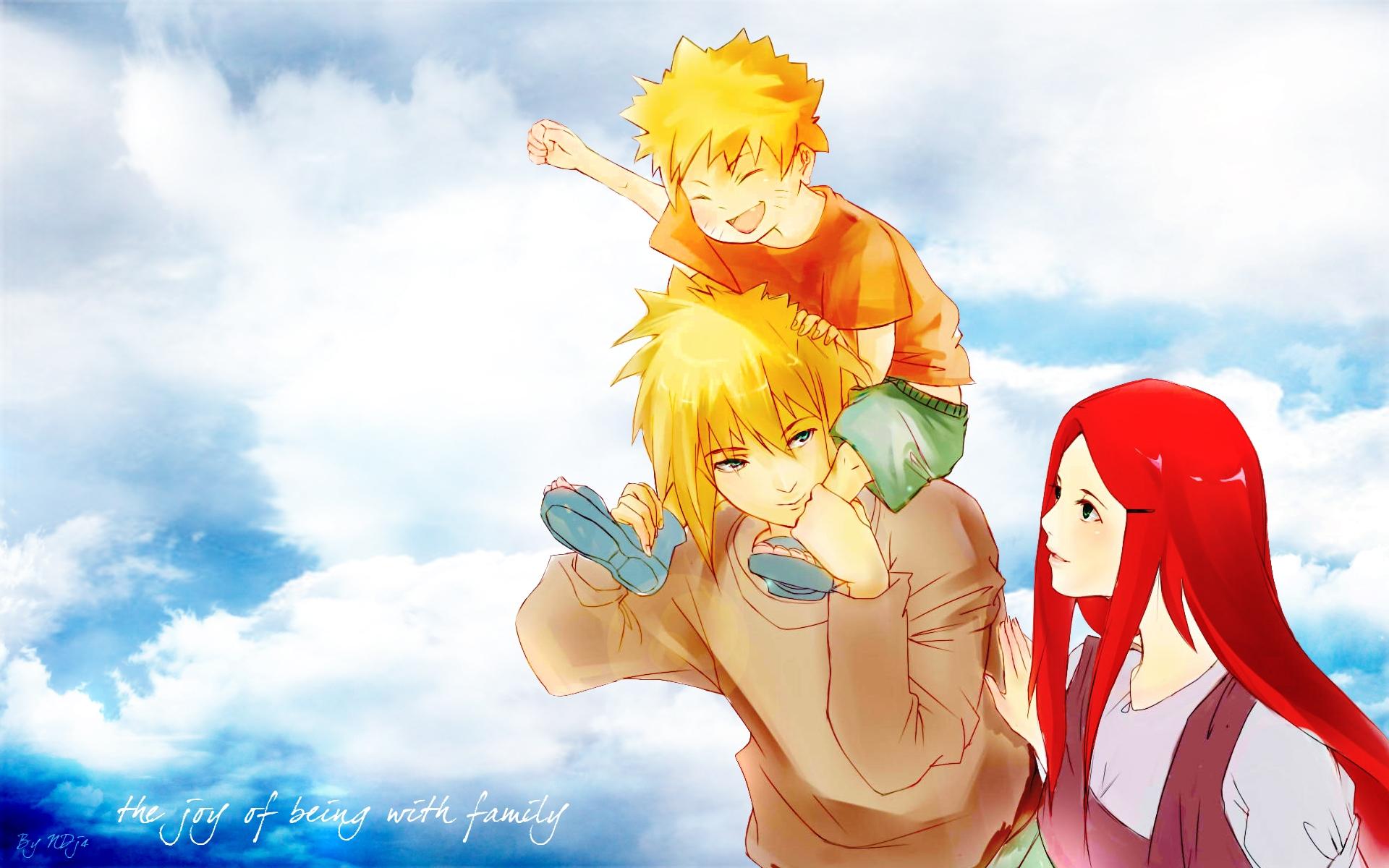 Naruto Family Wallpaper Naruto Mangas Fond Décran