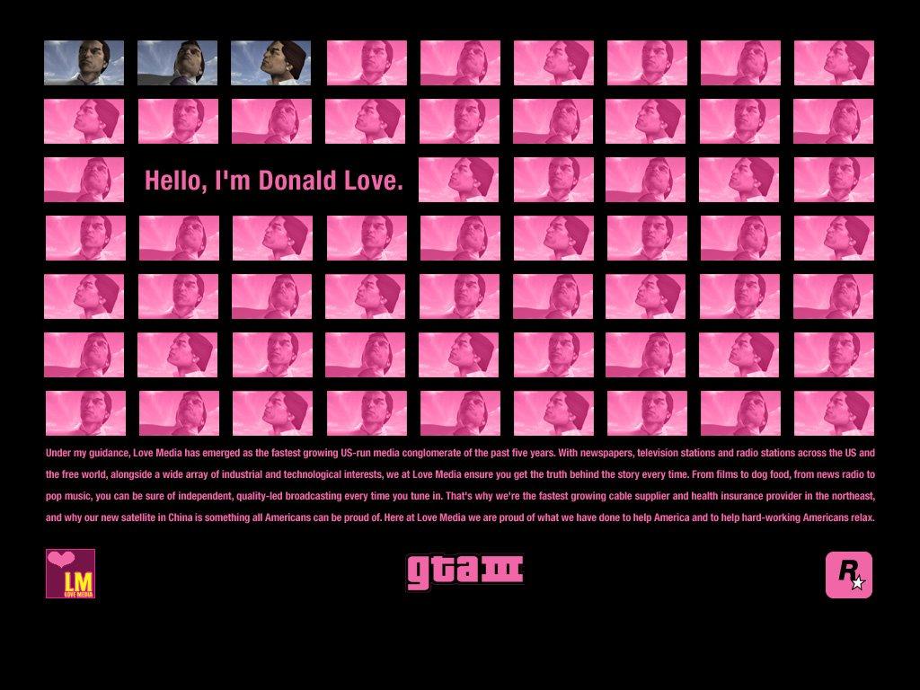 wallpaper : GTA 3 Jeux Vidéo fond d'écran