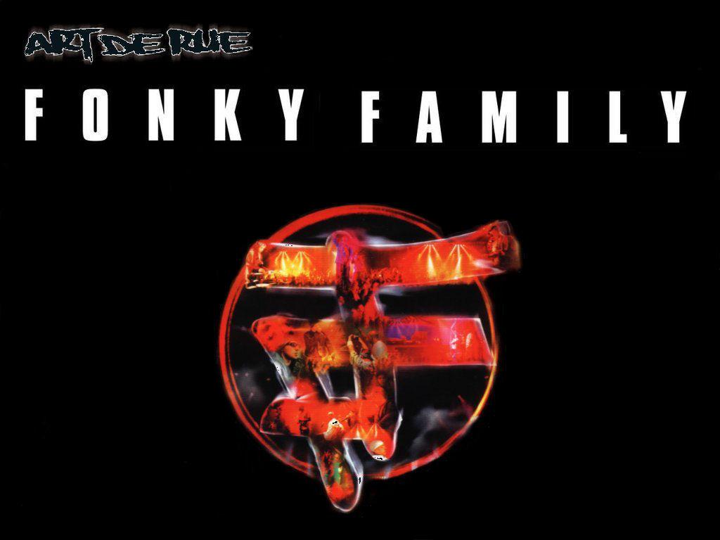 Wallpaper Fonky Family Musique Fond Décran