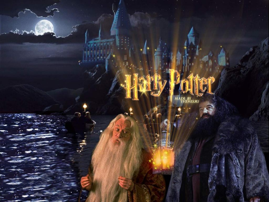 wallpaper : Harry Potter Cinema fond d'écran