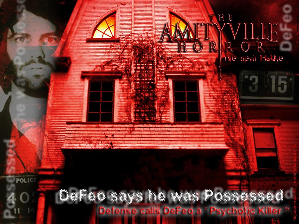 Wallpaper amityville la maison du diable cinema fond d for Amityville la maison du diable livre