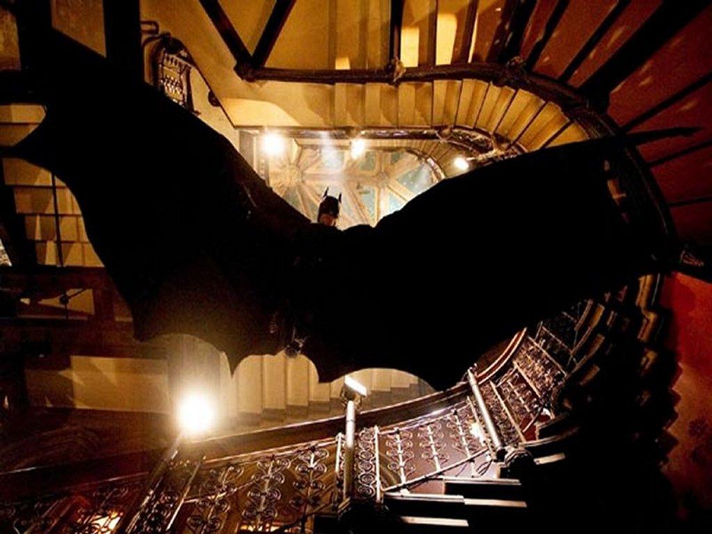 Wallpaper batman begins cinema fond d 39 cran - Telecharger batman begins ...