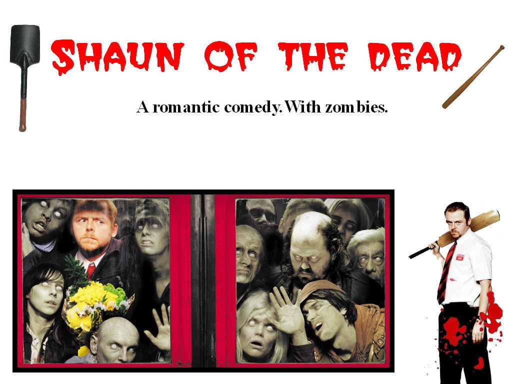 Wallpaper Shaun Of The Dead Cinema Fond Décran
