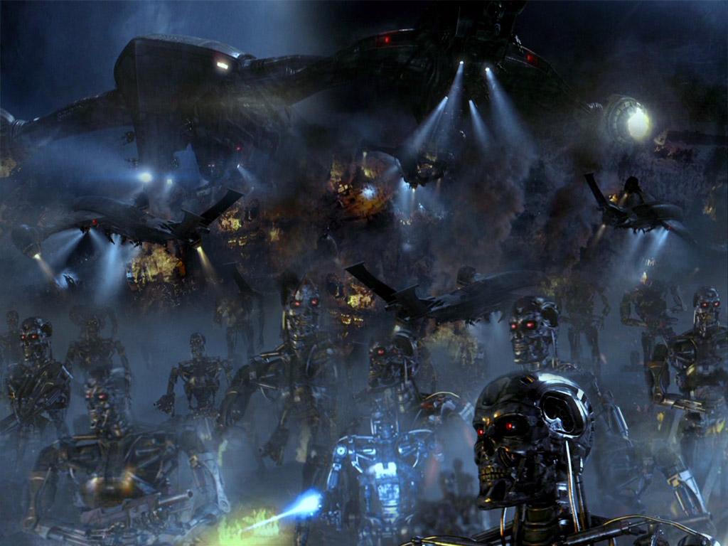 Parodie de Terminator 3 - koreuscom