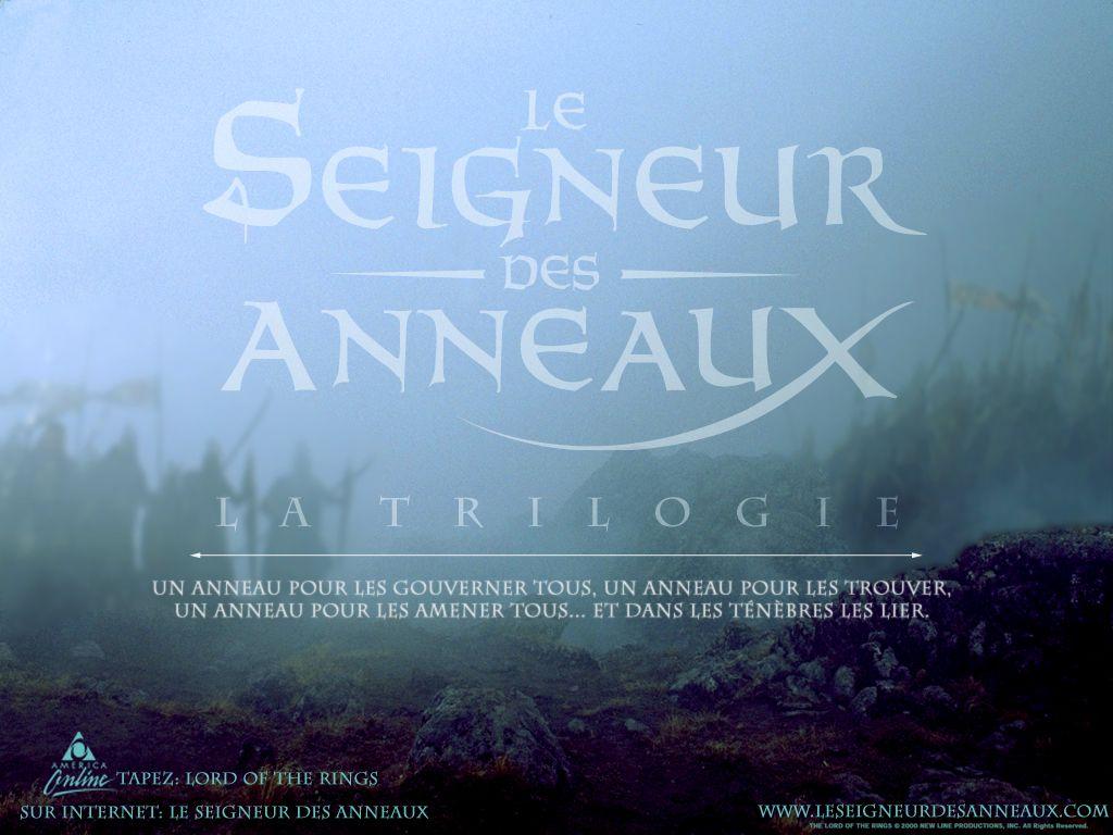 Wallpaper Le Seigneur Des Anneaux Cinema Fond Décran