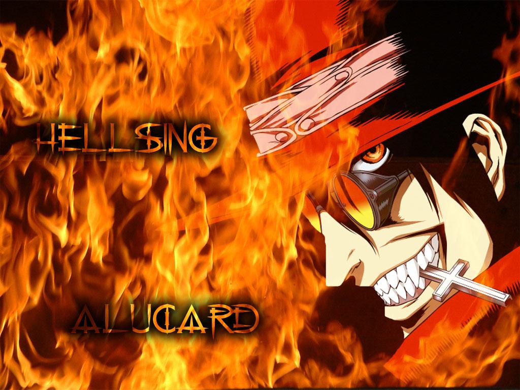 Wallpaper Hellsing Mangas Fond Décran