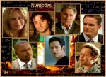 Numbers ou Numb3rs N°10387 wallpaper provenant de Numbers ou Numb3rs