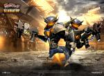 Ratchet and clank N°10829 wallpaper provenant de Ratchet and clank