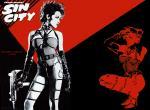 Sin City N°1096 wallpaper provenant de Sin City