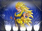 Dragon Ball Z N°11887 wallpaper provenant de Dragon Ball Z