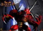 Diablo N°1865 wallpaper provenant de Diablo
