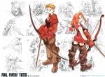Final Fantasy Tactics N°1971 wallpaper provenant de Final Fantasy Tactics
