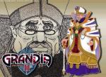 Grandia N°2178 wallpaper provenant de Grandia