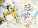 Ah My Goddess N°2427 wallpaper provenant de Ah My Goddess