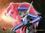 Bubblegum Crisis N°2522 wallpaper provenant de Bubblegum Crisis
