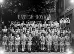 Battle Royale N°281 wallpaper provenant de Battle Royale