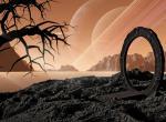 Stargate N°3258 wallpaper provenant de Stargate