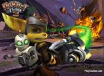 Ratchet and clank N°3270 wallpaper provenant de Ratchet and clank