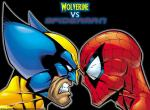 Wolverine Vs. Spiderman N°5576 wallpaper provenant de Wolverine Vs. Spiderman