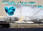 Graffiti N°5667 wallpaper provenant de Graffiti