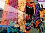 Graffiti N°5669 wallpaper provenant de Graffiti
