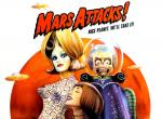 Mars Attacks N°6669 wallpaper provenant de Mars Attacks
