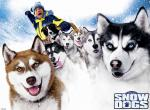 Snow Dogs N°6910 wallpaper provenant de Snow Dogs