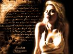 Scarlett Johansson N°7358 wallpaper provenant de Scarlett Johansson