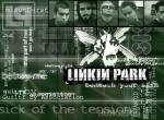 Linkin Park N°7379 wallpaper provenant de Linkin Park