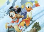 Donald duck N°7562 wallpaper provenant de Donald duck