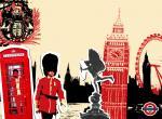 Angleterre N°7651 wallpaper provenant de Angleterre