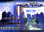 New York N°7662 wallpaper provenant de New York