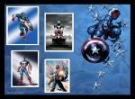 Captain America N°7721 wallpaper provenant de Captain America