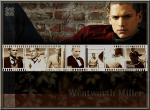 Wentworth Miller N°8244 wallpaper provenant de Wentworth Miller