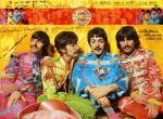 The Beatles N°8371 wallpaper provenant de The Beatles