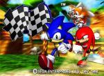 Sonic N°8384 wallpaper provenant de Sonic