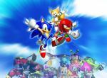Sonic N°8385 wallpaper provenant de Sonic