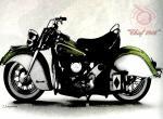 Indian Motorcycles N°9581 wallpaper provenant de Indian Motorcycles