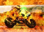 Rossi N°9607 wallpaper provenant de Rossi