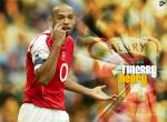 Thierry Henry N°9853 wallpaper provenant de Thierry Henry